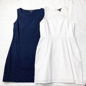 Banana Republic Petite Size Dress Bundle